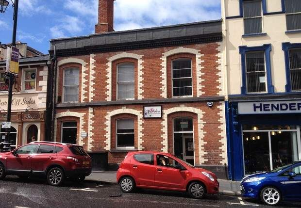 Thumbnail Retail premises for sale in Bishop Street, Londonderry, County Londonderry