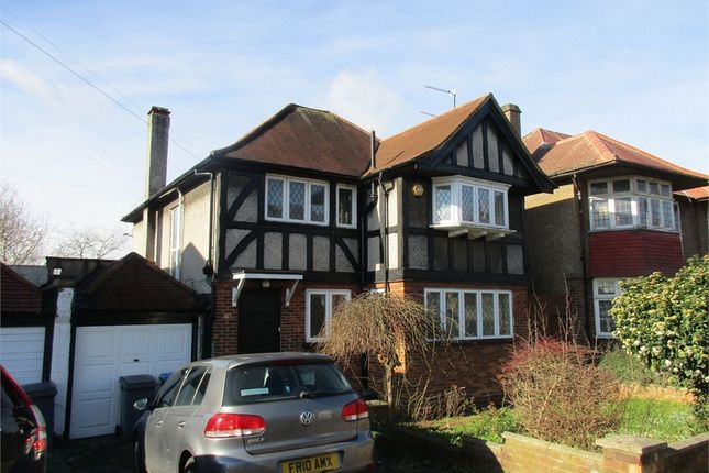 Thumbnail Detached house for sale in Barn Way, Wembley