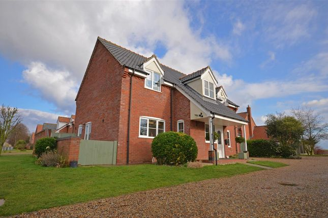 Thumbnail Property for sale in Broadland Views, Burnt House Road, Cantley, Norwich