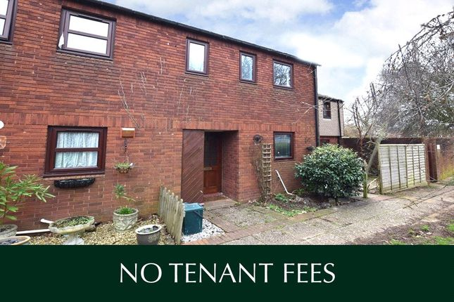 Thumbnail Terraced house to rent in Commercial Road, Exeter, Devon
