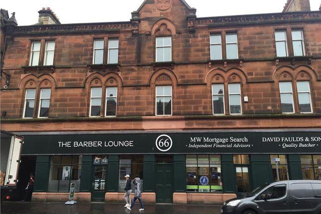 Thumbnail Office to let in 66 John Finnie Street, Kilmarnock