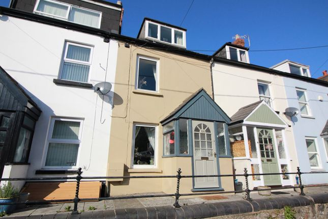 Thumbnail Terraced house for sale in Ross Road, Abergavenny