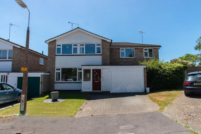 Thumbnail Detached house for sale in Rayleigh Road, Hutton, Brentwood