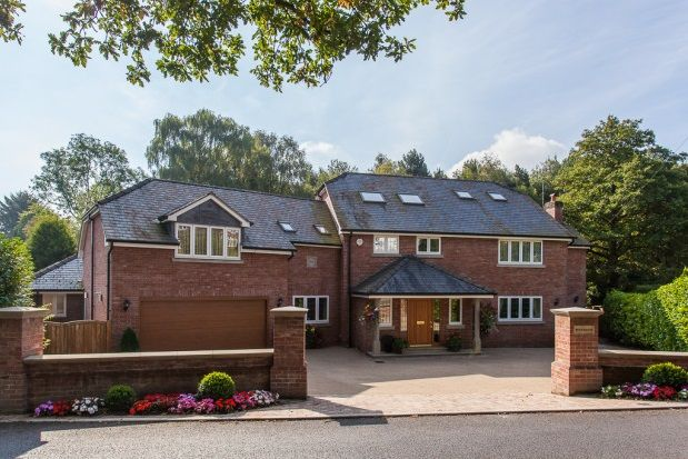 Thumbnail Property to rent in Chelford Road, Prestbury, Macclesfield