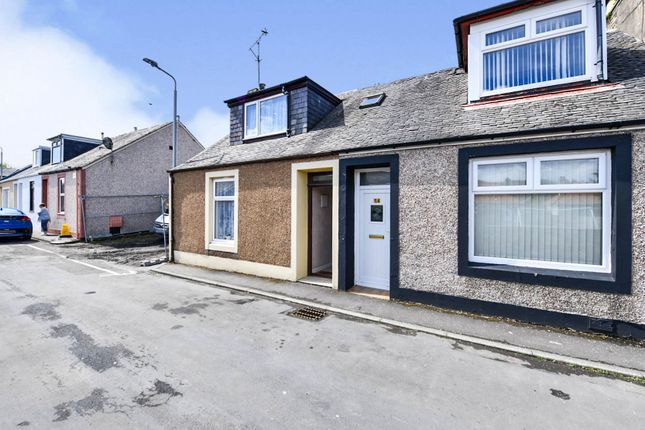 Thumbnail End terrace house for sale in Wesley Place, Girvan