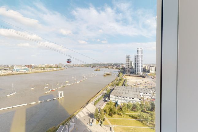 3 bed property for sale in No. 5, 2 Cutter Lane, Upper Riverside, Greenwich Peninsula, Reception Rooms 1 SE10
