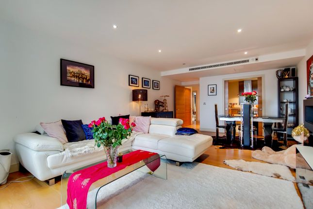 Thumbnail Flat for sale in Imperial Wharf, Lensbury Avenue, Fulham