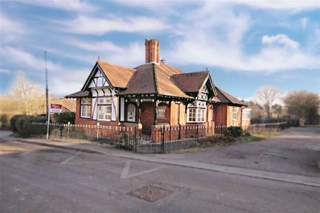 Thumbnail Detached bungalow for sale in Brymbo Road, Bwlchgwyn, Wrexham