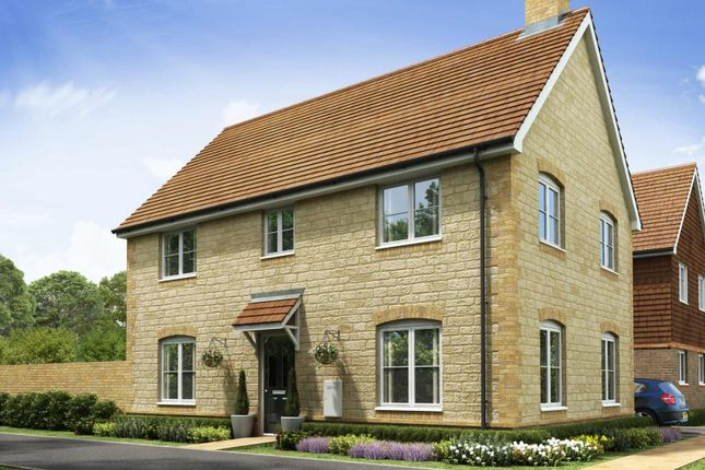 Thumbnail Detached house for sale in St Andrews Court, Didcot