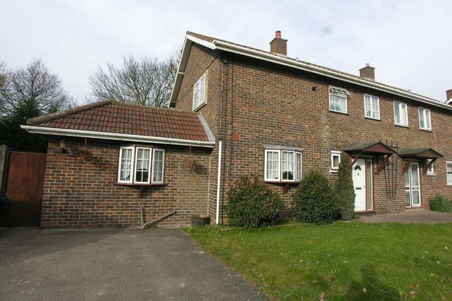 Thumbnail Semi-detached house to rent in Chippingfield, Harlow