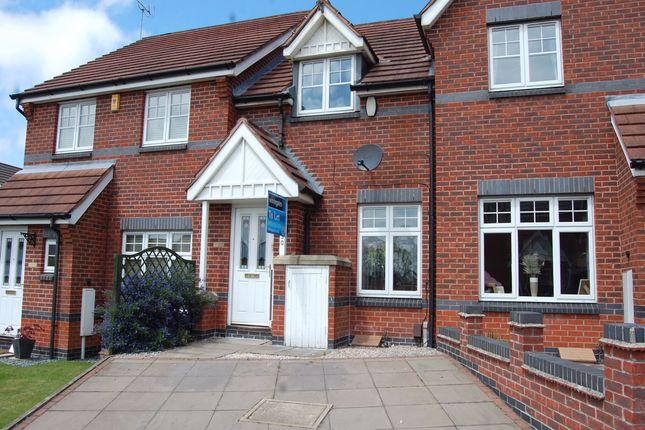 Thumbnail Terraced house to rent in Harrow Drive, Ilkeston, Derbyshire