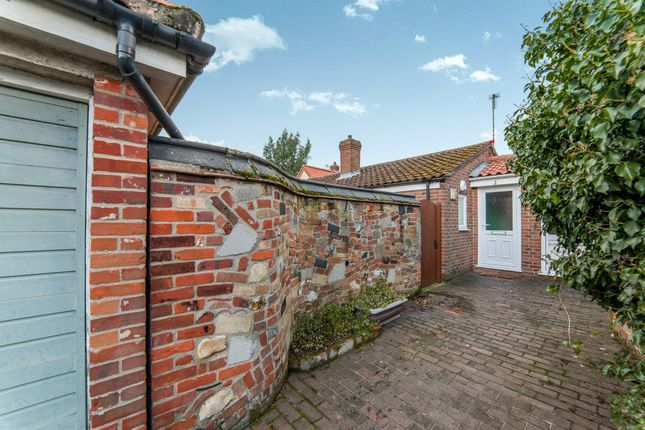 Thumbnail Semi-detached bungalow for sale in Clement Gardens, Diss