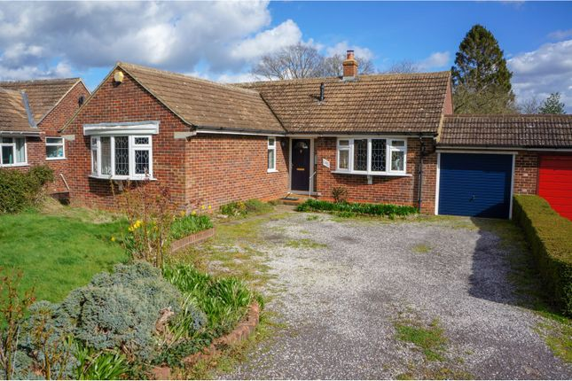 Thumbnail Detached bungalow for sale in Cavalier Road, Basingstoke