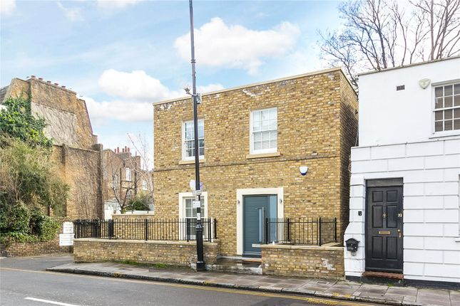 4 bed detached house to rent in Islington Park Street, London N1