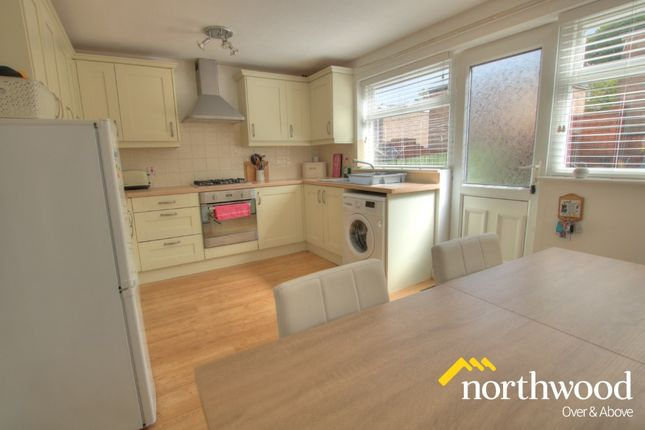 2 bed semi-detached house to rent in Briardene, Burnopfield, Newcastle Upon Tyne NE16