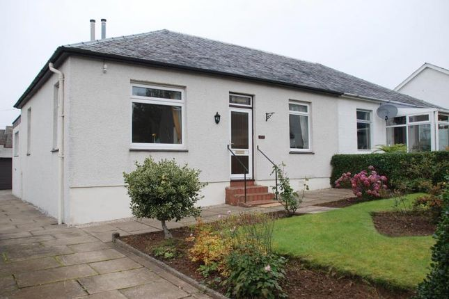 Thumbnail Bungalow to rent in Meadowfoot Road, West Kilbride