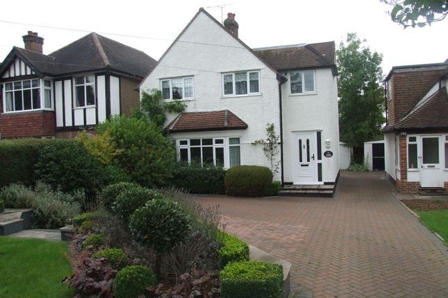 Thumbnail Detached house to rent in Harpenden Road, St.Albans