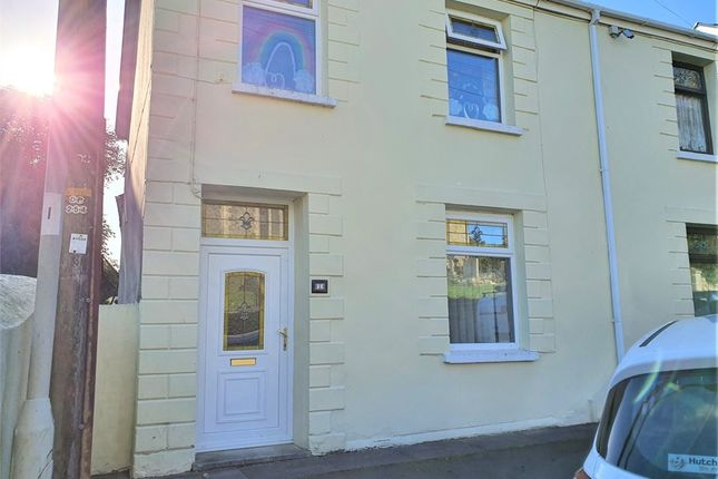 3 bed semi-detached house for sale in Church Street, Aberkenfig, Bridgend, Mid Glamorgan CF32
