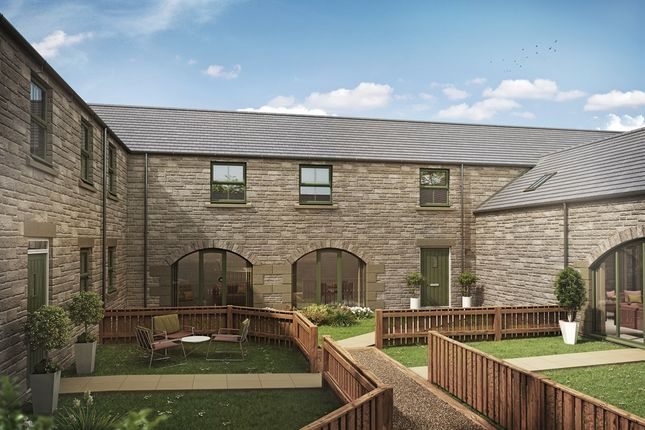 "Thumbnail Terraced house for sale in ""Plot 5"" at Newfield Terrace, Newfield, Chester Le Street"