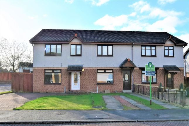 Thumbnail Terraced house for sale in Wilson Court, Bellshill