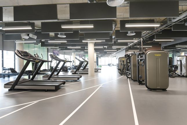Cardio Floor of The Cable, 47 Pilot Walk, Parkside, Greenwich Peninsula SE10