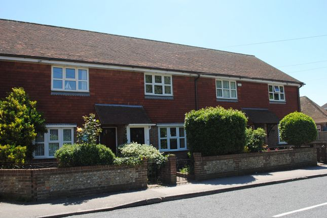 Thumbnail Terraced house to rent in Walled Garden Cottages, West Wittering