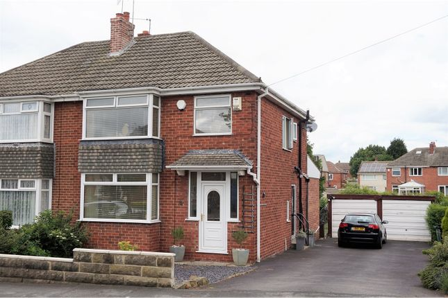 Thumbnail Semi-detached house for sale in Kingsway, Garforth