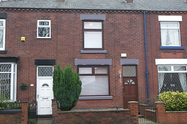 Thumbnail Terraced house to rent in Kildare Street, Farnworth