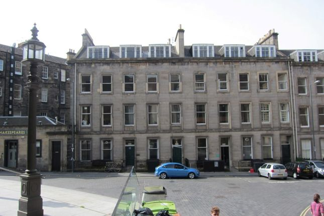 Thumbnail Flat to rent in Cambridge Street, Central, Edinburgh