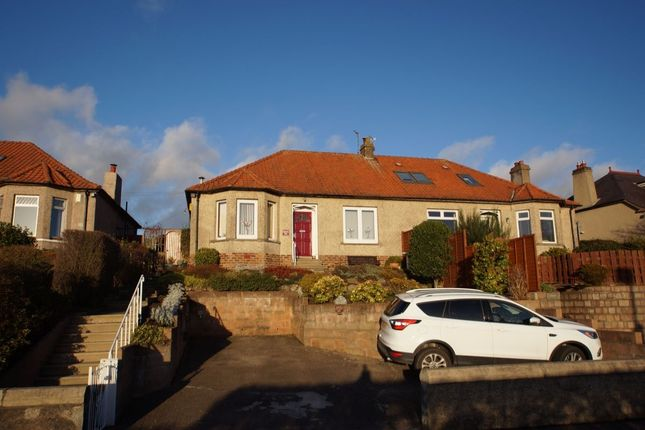 Thumbnail Bungalow for sale in Largo Road, Lundin Links, Leven