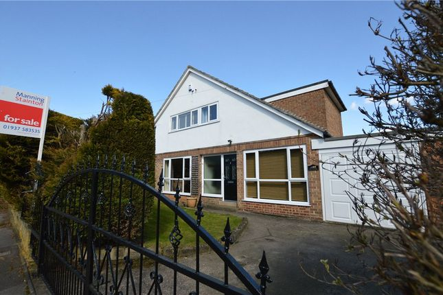 Thumbnail Detached house for sale in Heath Drive, Boston Spa, Wetherby, West Yorkshire