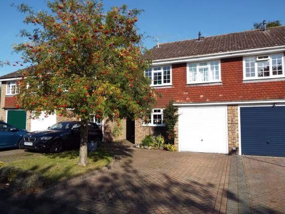 Thumbnail Semi-detached house for sale in Pamber Heath, Tadley, Hampshire