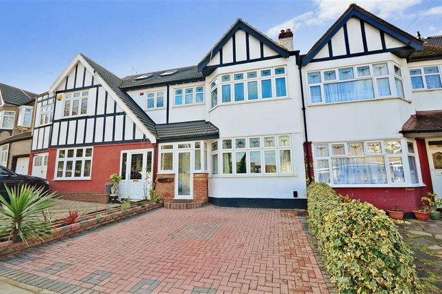 Thumbnail Terraced house for sale in Roding Lane North, Woodford Green, Essex