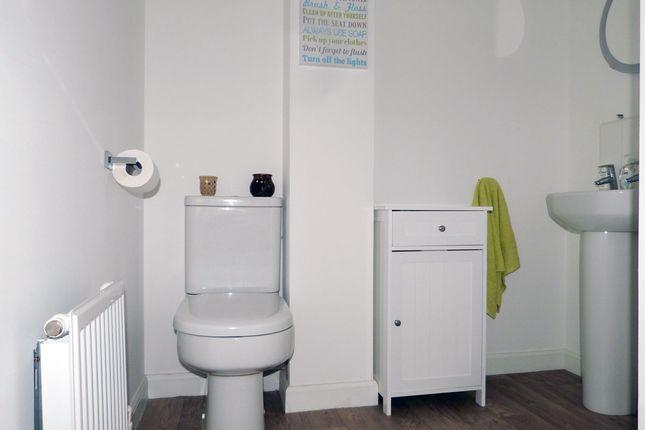 Cloaks WC of Wattle Lane, Ballerup Village, East Kilbride G75