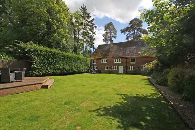 Thumbnail Detached house for sale in Felcourt Road, East Grinstead