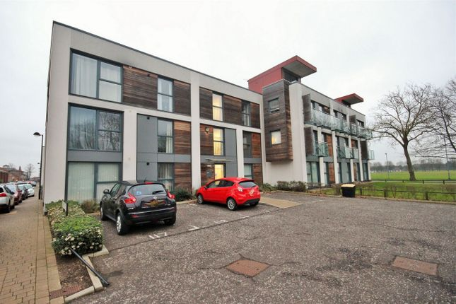Thumbnail Flat for sale in Whittle House, Cavalry Road, Colchester, Essex