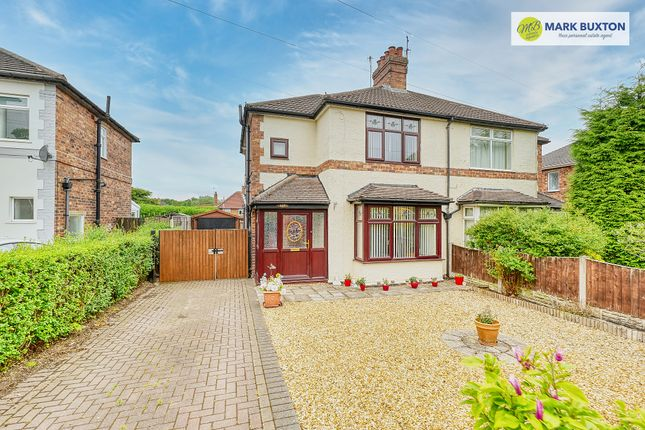 Thumbnail Semi-detached house for sale in Weston Road, Weston Coyney, Stoke-On-Trent