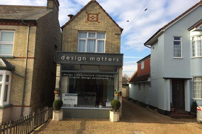Thumbnail Retail premises for sale in Shelford Road Trumpington, Cambridge