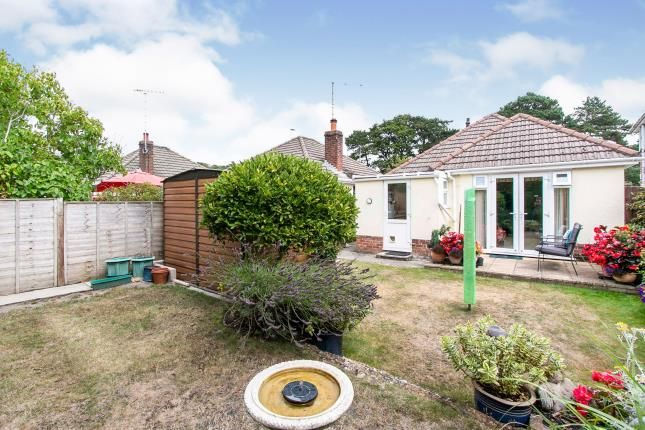 Garden of Yarmouth Road, Poole BH12
