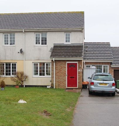 Thumbnail Property to rent in Fairview Park, St. Columb Road, St. Columb