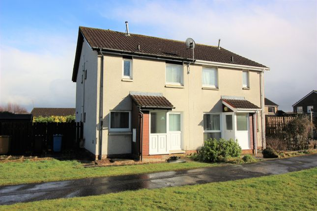 Thumbnail End terrace house for sale in Tippet Knowes Court, Winchburgh