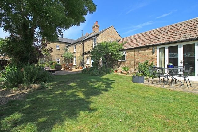 Thumbnail Detached house for sale in West Street, Godmanchester