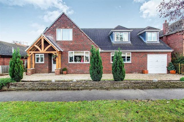 Thumbnail Detached house for sale in Doddington Avenue, Lincoln