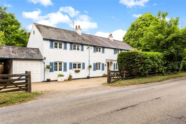 Thumbnail Detached house for sale in Taplow Common Road, Burnham, Buckinghamshire