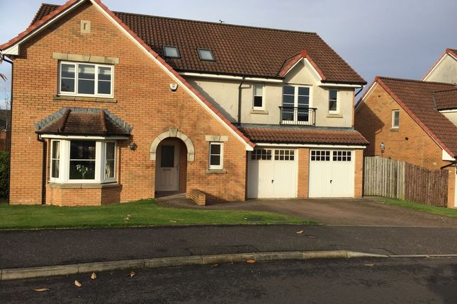 Thumbnail Detached house to rent in Cortmalaw Avenue, Robroyston, Glasgow