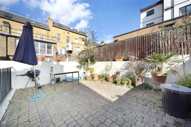 Thumbnail Flat to rent in Ilminster Gardens, Battersea, London