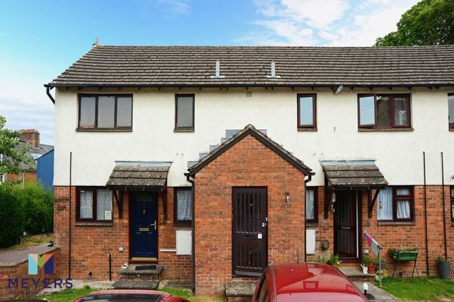 Thumbnail Flat for sale in Salisbury Mews, Dorchester