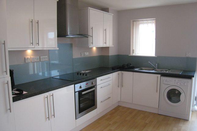 Thumbnail Flat to rent in George Street, Bridgwater