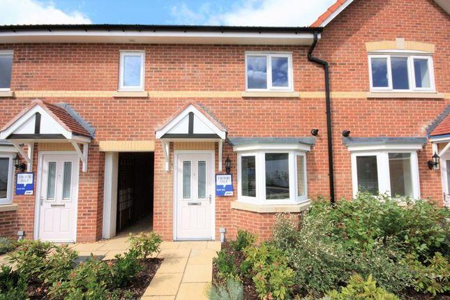 Thumbnail Mews house for sale in Plot 206, Ecclestone Grange, St. Helens