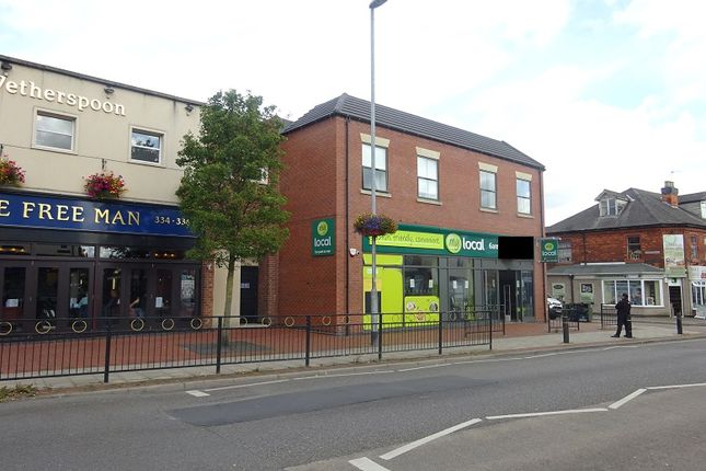 Thumbnail Restaurant/cafe to let in 330-332 Carlton Hill, Nottingham